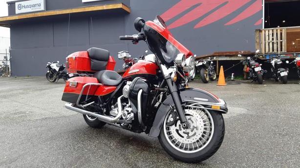 2010 Harley-Davidson FLHTK ELECTRA LIDE ULTRA LIMITED
