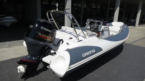 2019 Grand G500HGLF w/SeaDeck