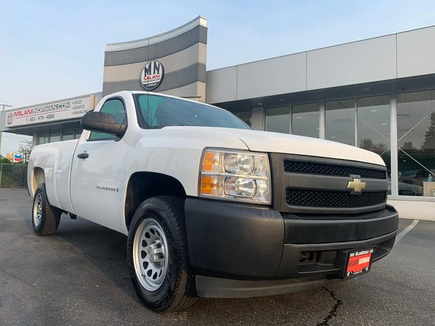Used 2007 Chevrolet Silverado 1500 4.3L V6 RWD LONG BOX W/T A/C ONLY 179KM Regul