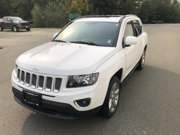 Used 2015 Jeep Compass 4x4 Sport / North SUV