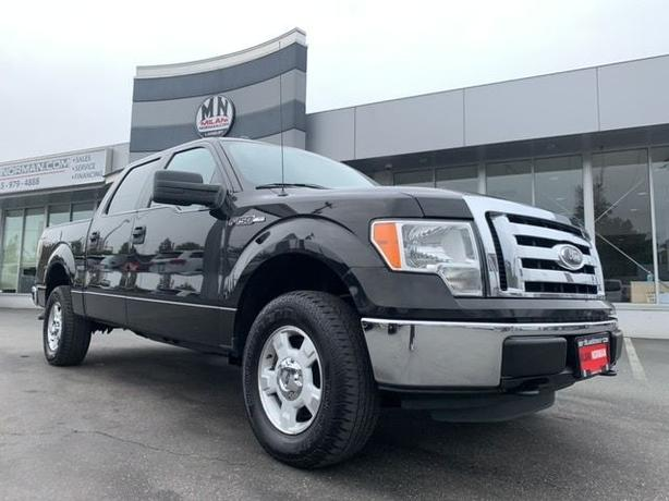 Used 2012 Ford F-150 XTR XLT 4WD 5.0L V8 Truck SuperCrew Cab