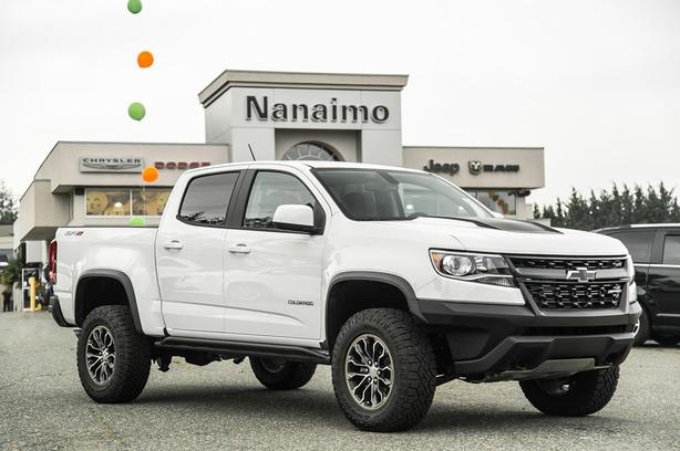 Used 2020 Chevrolet Colorado ZR2 One Owner No Accidents Truck Crew Cab
