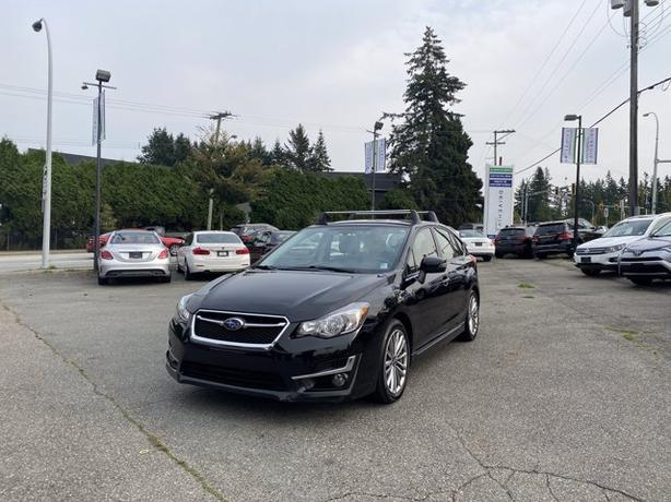 Pre-Owned 2016 Subaru Impreza 2.0i Limited AWD AWD 4D Hatchback