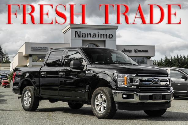 Used 2019 Ford F-150 XLT One Owner No Accidents Truck SuperCrew Cab
