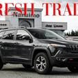 Used 2018 Jeep Cherokee Trailhawk One Owner SUV