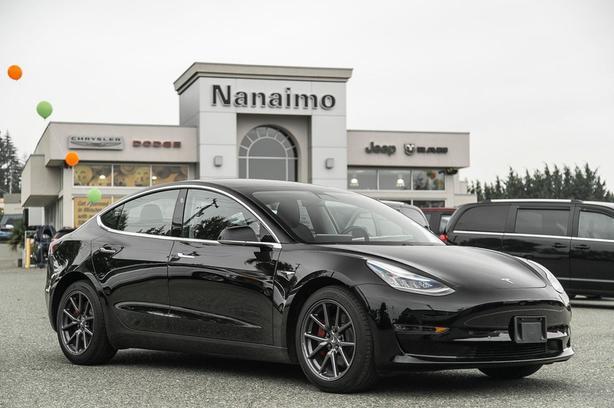 Used 2020 Tesla Model 3 Long Range One Owner No Accidents Sedan