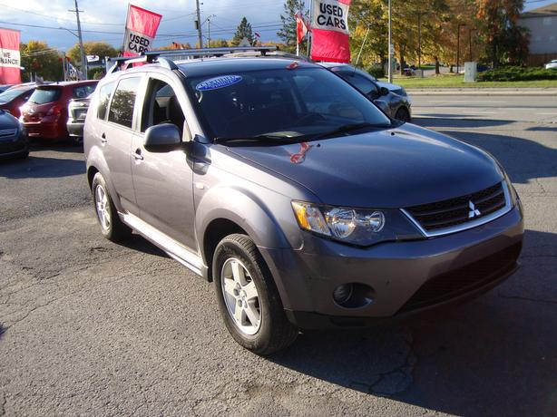 2009 Mitsubishi Outlander ***Safety ON or QC Included***