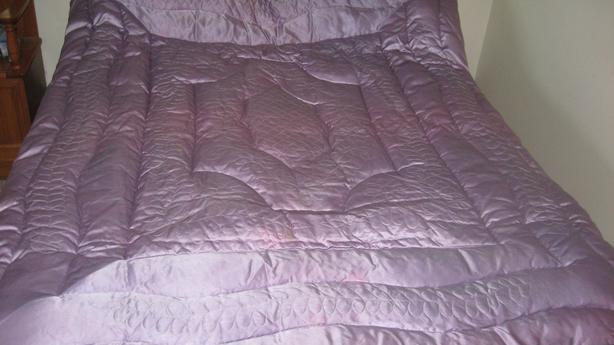 Reversible Satin Down Comforters