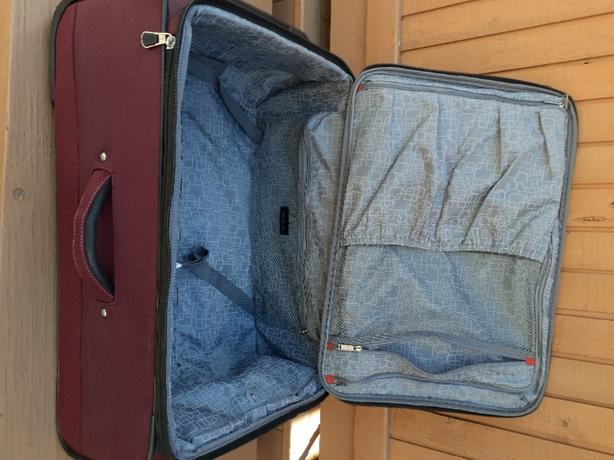 Ricardo Beverly Hills luggage