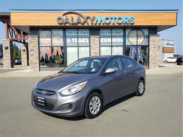 2015 Hyundai Accent GL - Manual Trans Eco Mode USB