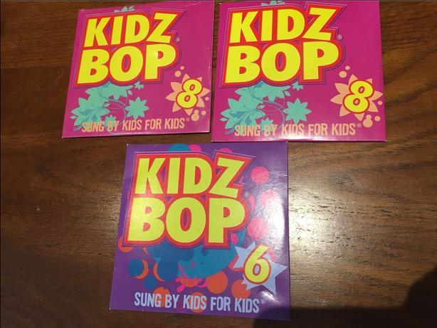 McDonald's MUSIC CDs