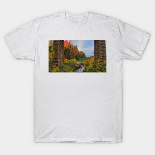 Framed Autumn, Tshirts and more
