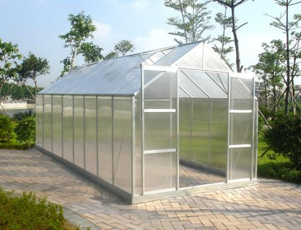 Greenhouse Polycarbonate 8x16 IN STOCK NOW!!