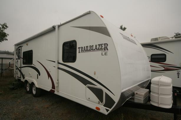 2010 Trailblazer 24RKS Travel Trailer
