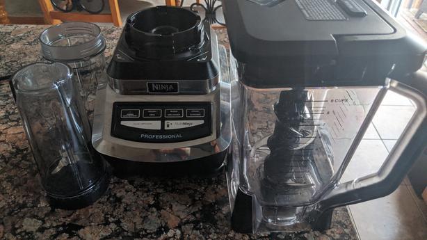 Ninja Supra Kitchen System Blender