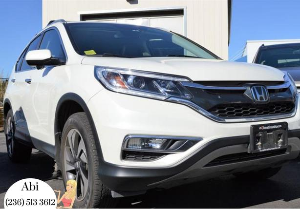 2016 Honda CR-V - 1 Owner - Low Mileage- Sun Roof- AWD-$206 Bi-Weekly