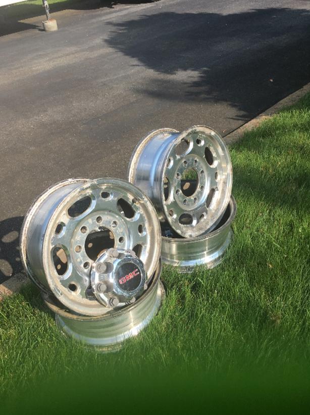 truck wheels 250 per wheel