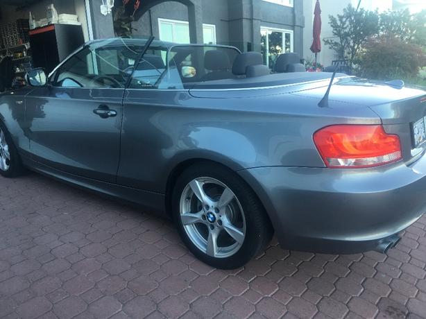 BMW 128i cabriolet low kms