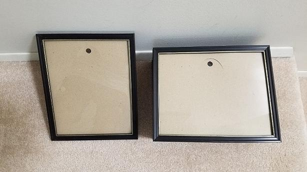 Picture Certificate Frames