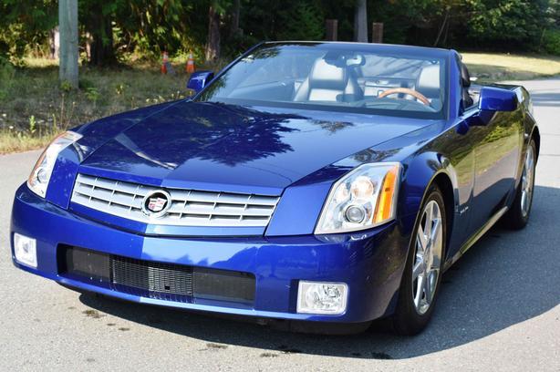 Cadillac XLR - Low Low Mileage