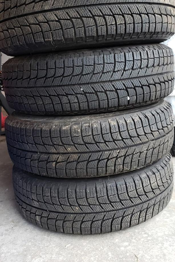 Michelin X/ice winter tires