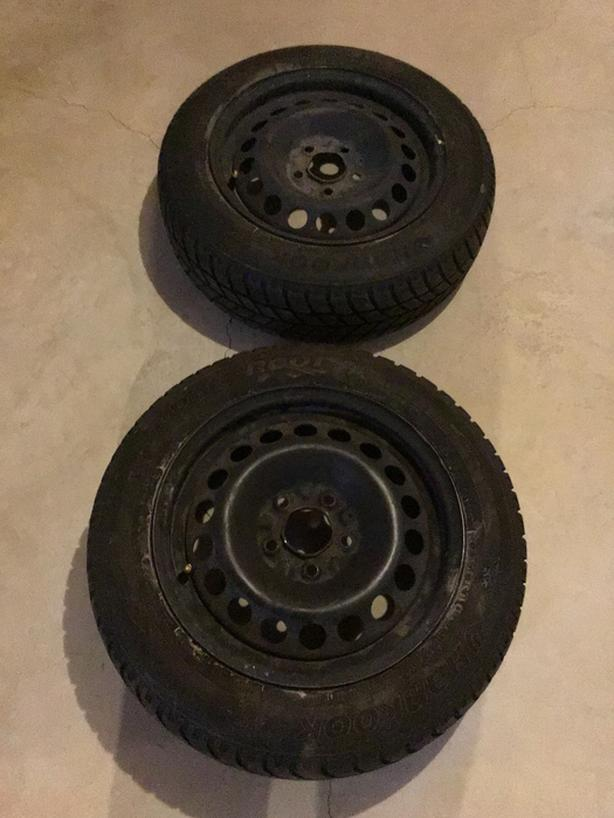 Hankook iPike RC01 Winter Tires
