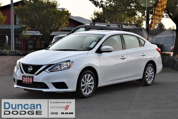 Used 2019 Nissan Sentra 1.8 SV Sedan