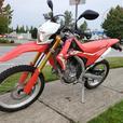 2018 Honda CRF250L