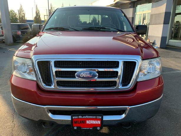 Used 2007 Ford F-150 XLT 4WD CREW SB 4.6L V8 ONLY 138KM Truck SuperCrew Cab