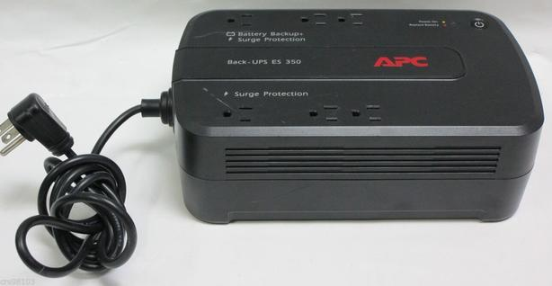 APC UPS Surge & battery backup protection