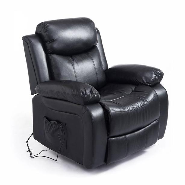 Brand New  Electronic Heated Massage Sofa Recliner 1/2 price