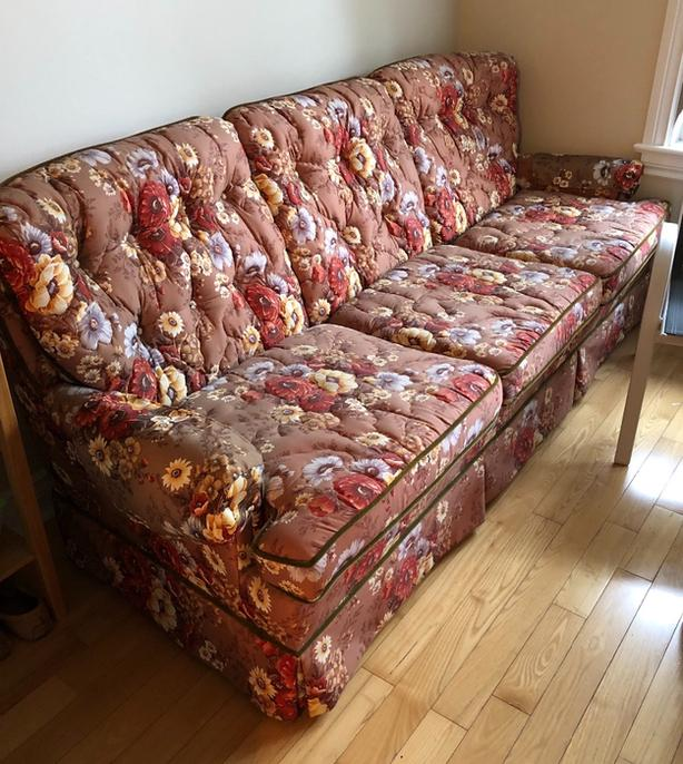 FREE: couch, chair & automan