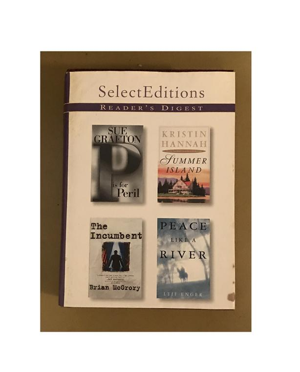 READERS DIGEST Select Editions: Vol 4 (Hardcover)