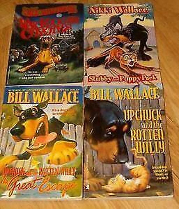 Bill Wallage books