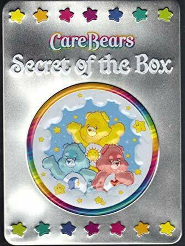 Care-Bears Secrets Of The Box  dvds