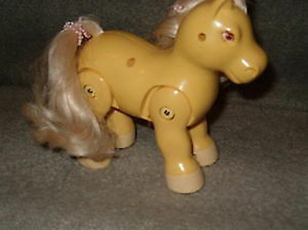 little pony horse 1988 galoob