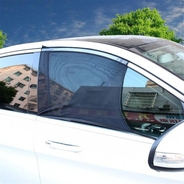 Car SUV front side window bug sun screen
