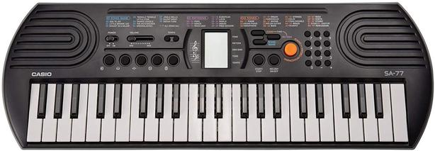 Casio SA-77 Compact 44 Key Electronic Keyboard