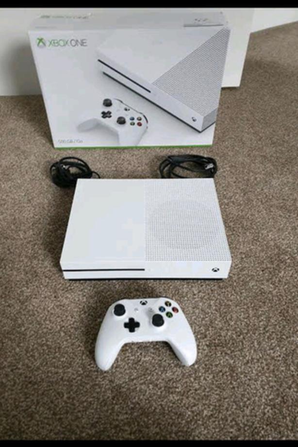 Xbox One S Console 1TB