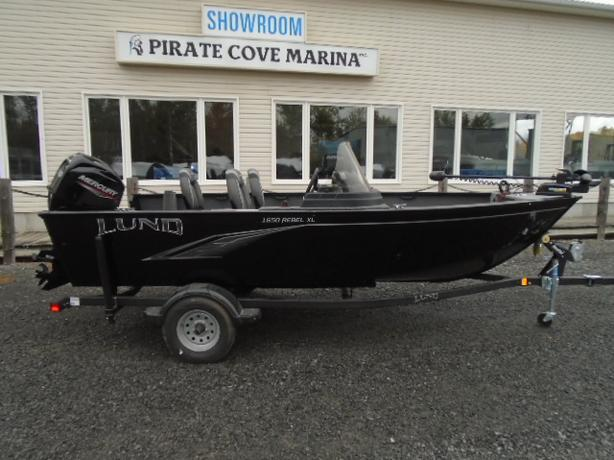 2021 Lund 1650 Rebel XL SS – For Sale – LF863
