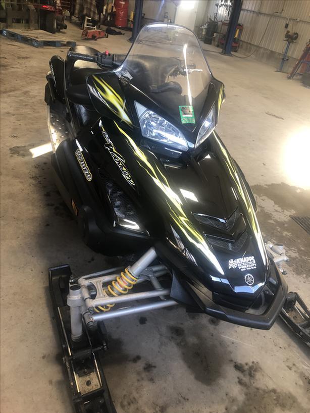 2004 RX1 Warrior