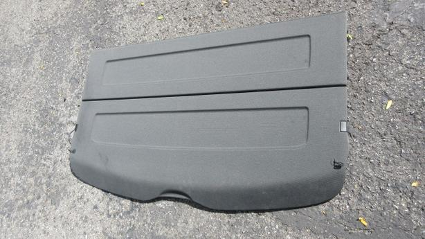 Audi Q5 factory OEM cargo privacy cover grey 2017 to 2008