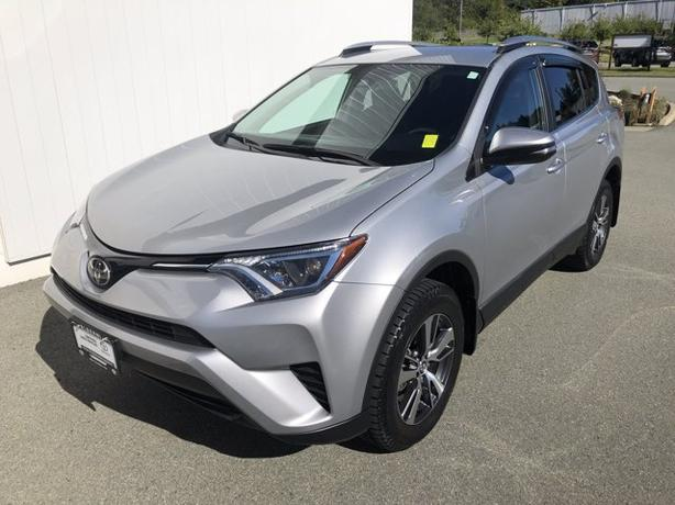 Certified Pre-Owned 2018 Toyota RAV4 LE FWD FWD Sport Utility