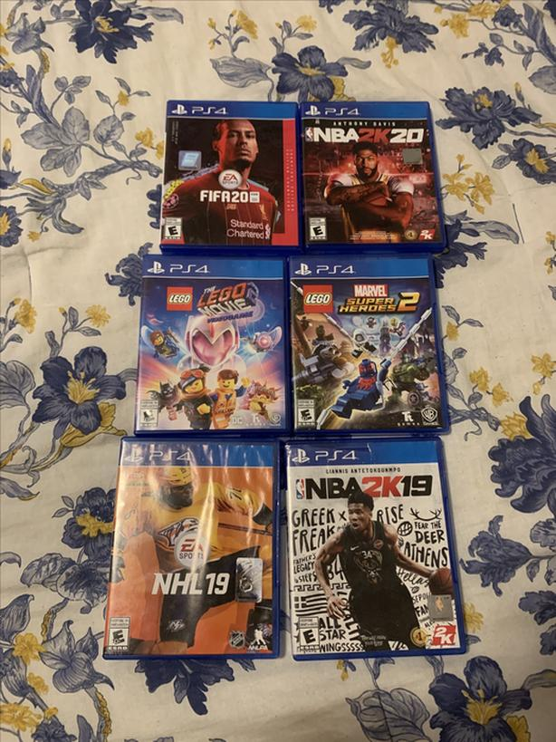 Fun ps4 games