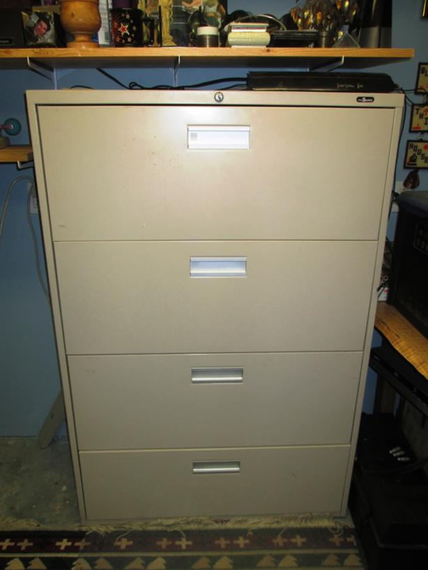 ProSource Filing Cabinet