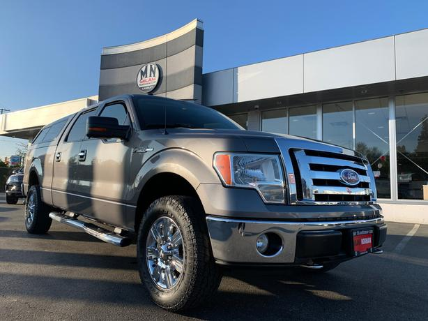 Used 2009 Ford F-150 XTR 4WD CREW LB 5.4L V8 CANOPY 153KM Truck SuperCrew Cab