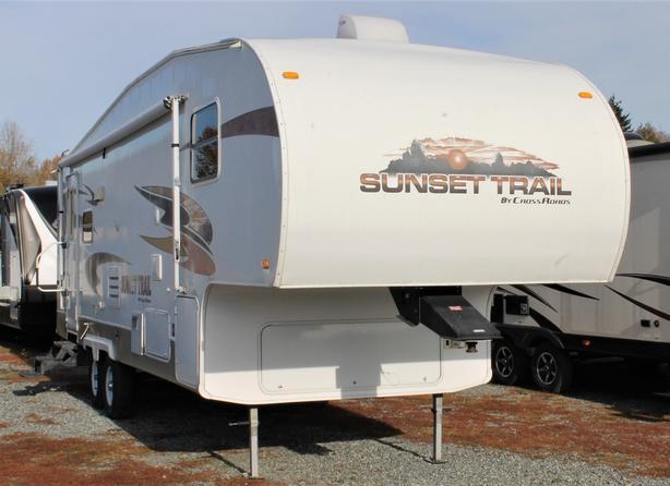 2010 Sunset Trail 26RL STK# A10C4535