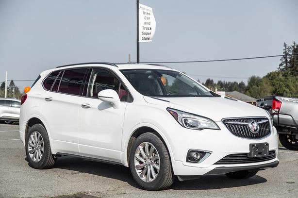 Used 2019 Buick Envision Essence No Accidents Power Sunroof SUV
