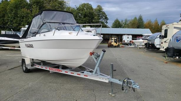 2020 Campion Explorer EX18 OB SC