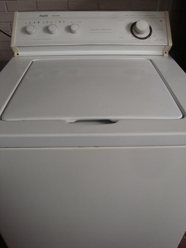 Inglis heavy duty super capacity washer,